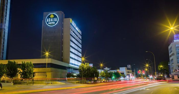 hoteles para videosummit
