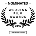Nominados Wedding Film Awards