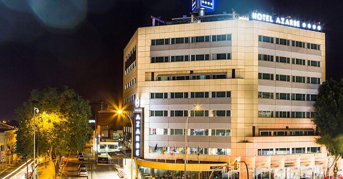 Hotel Azarbe para VideoSUMMIT 4