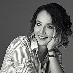 Maria Bushaeva jurado wedding film awards 2017