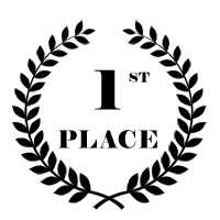 1 place wedding film awards CRYSTAL 2017