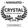 Nominated Wedding Film Awards CRYSTAL 2018
