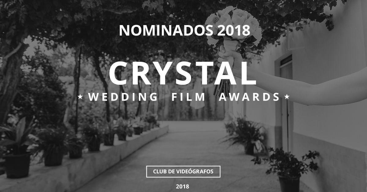 Nominados CRYSTAL 2018